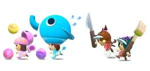 Wii U - Nintendo Land: どうぶつの森 キャンディー祭り