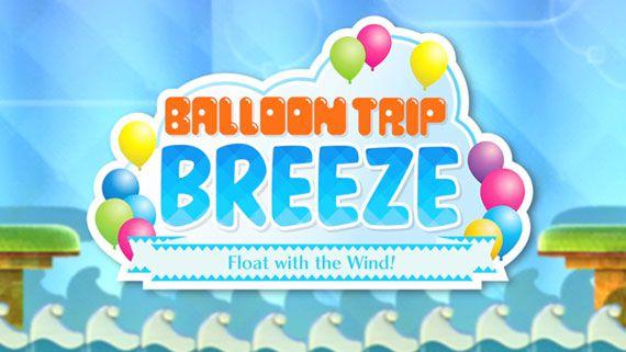 "Wii U Nintendo Land ""Balloon Trip Breeze"""