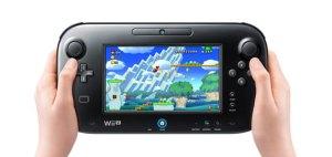 Wii U Off-TV Play
