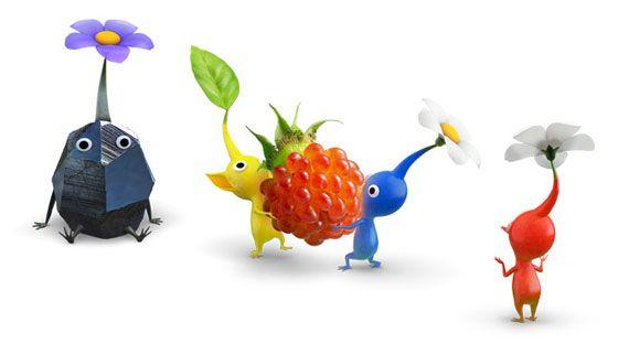 Wii U Pikmin3