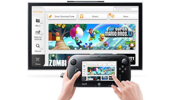 Wii U Nintend eShop