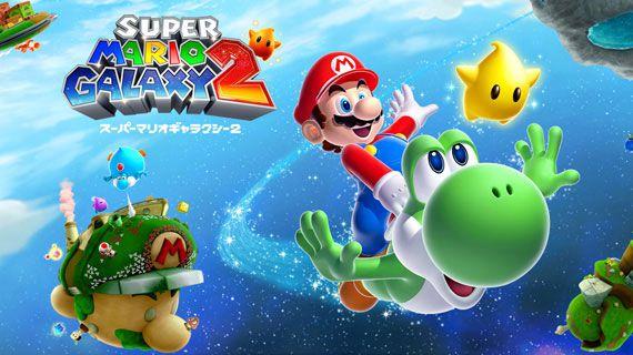 [Wii] スーパーマリオギャラクシー2の発売日が5月27日に決定っ。価格は5,800円(税込)