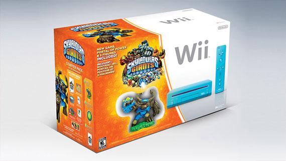 Skylanders Giants Wii Bundle