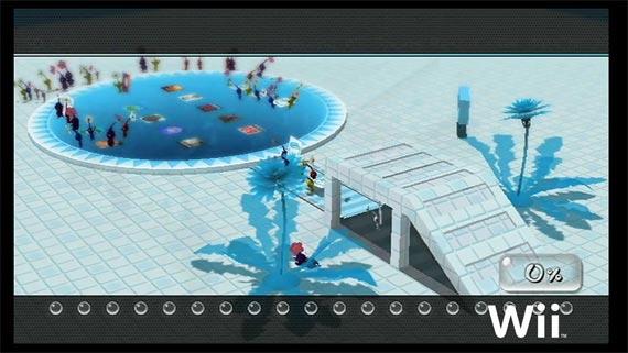 Wii to Wii U System Transfer Process