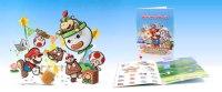 欧州任天堂、クラブニンテンドーに3DS『ペーパーマリオ』購入者限定特典「ステッカーブック」
