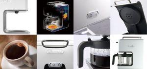 DeLonghi CMB6-WH ドリップコーヒーメーカー