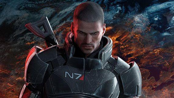 EA Mass Effect 3