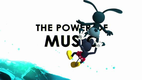 Disney Epic Mickey 2 - The Power of Music Trailer