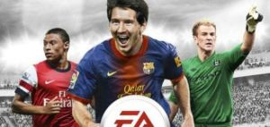FIFA 13 UK cover stars revealed