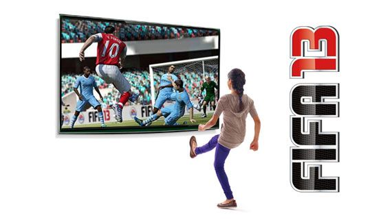 FIFA 13 for Kinect