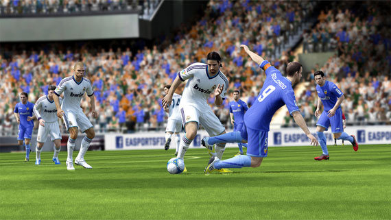 FIFA 13 for Wii U