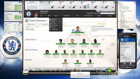 EA FIFA MANAGER 13