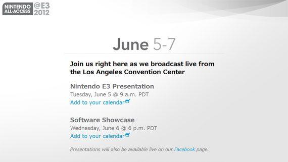 NINTENDO ALL-ACCESS @E3 2012