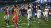 UEFAと独占契約を締結し、大会を再現した『PES 2013』(ウイイレ2013)「UEFAチャンピオンズリーグ」モードのスクリーンショット