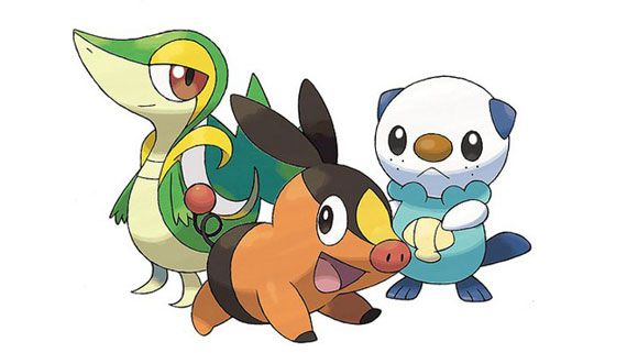 NDS『Pokemon Black and White』