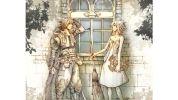 [Wii] エンデとセレスの表情が印象的な9枚の描き下ろしイラスト集『パンドラの塔 君のもとへ帰るまで』公式サイト更新