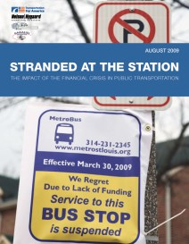 Stranded at the Station report cover