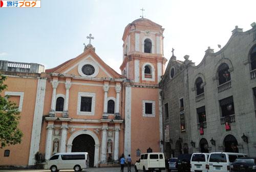サンアグスチン教会 San Agustin Church