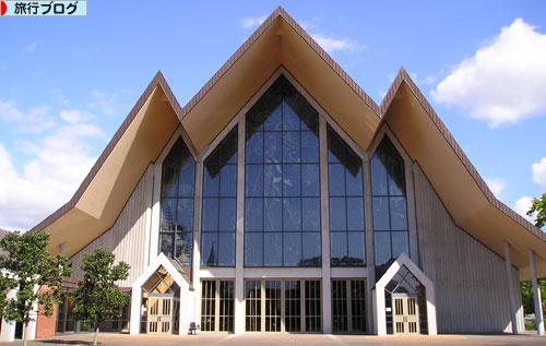 ホーリートリニティ教会 NZ