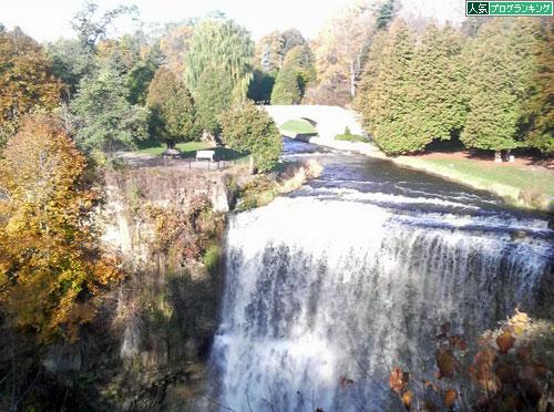ウェブスター滝 Webster Falls