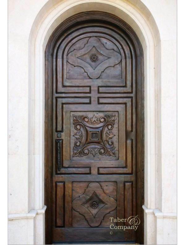 solid wood old world custom entry door spanish hacienda mediterranean