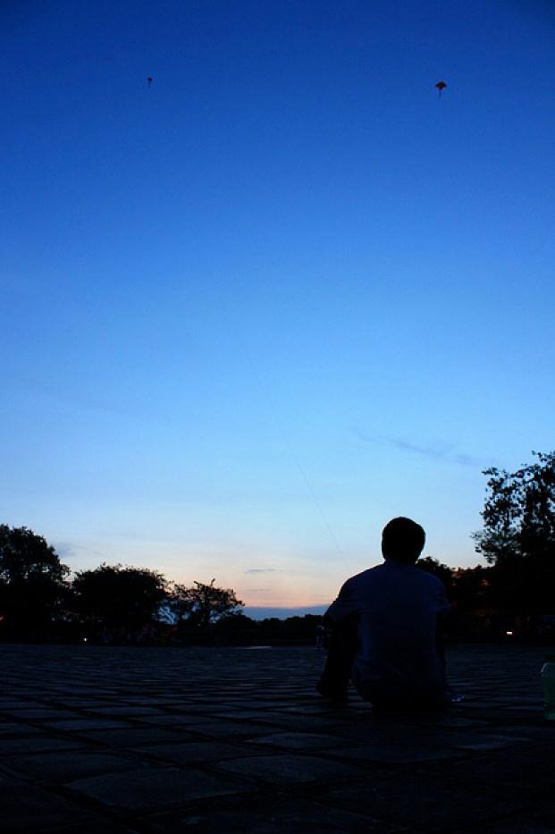 les cerfs-volants dans le ciel de Hué
