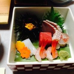 加賀屋 sashimi