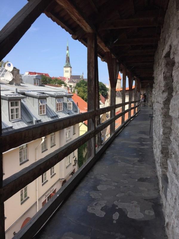 エストニア タリン 市内観光