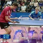 Vladimir Samsonov vs Patrick Baum (Champions League 2017)