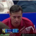Vladimir Samsonov vs Patrick Franziska (Champions League 2017)