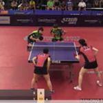 HAYATA Hina ITO Mima vs HASHIMOTO Honoka SATO Hitomi WD 12 Czech Open 2017