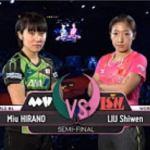 Hirano Miu vs Liu Shiwen (World Cup 2017) WS 1 2