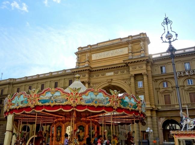 Blog Tache de Rousseur - Italie Florence (10)