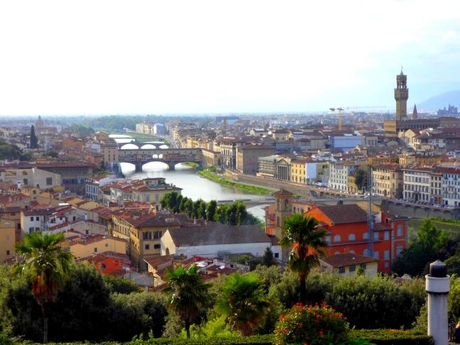 Blog Tache de Rousseur - Italie Florence (2)