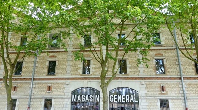 Blog Tache de Rousseur - Bordeaux rive droite Magasin Général Darwin (8)