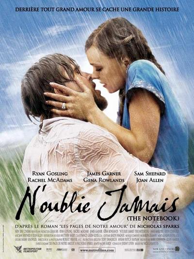 Blog Tache de Rousseur - Mes comédies romantiques préférées - N'oublie jamais