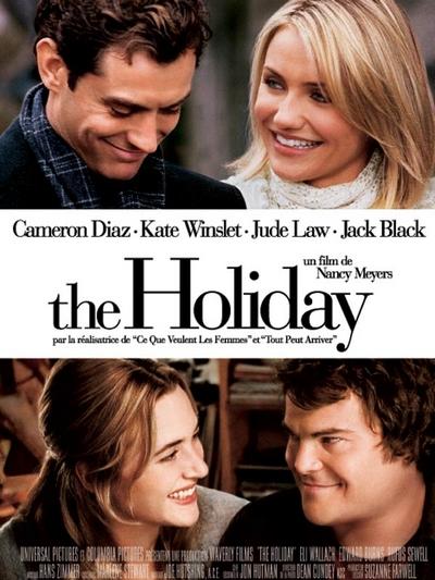 Blog Tache de Rousseur - Mes comédies romantiques préférées - The Holiday