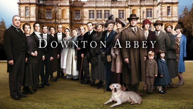 Mes séries tv favories 2 - Downtown Abbey - Tache de Rousseur, blog beauté naturelle et lifestyle