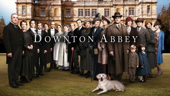 Mes séries tv favories 2 - Downtown Abbey - Tache de Rousseur, blog beauté naturelle et lifestyle