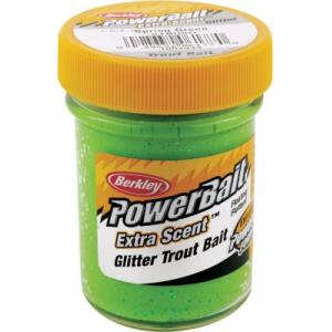 Berkley PowerBait Glitter Trout Dough - White