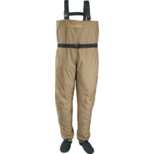 Cabela's Men's Bluestream Stockingfoot Waders - Tan (MEDIUM)