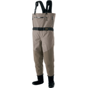 Cabela's Guidewear Men's Waders with 4MOST DRY-Plus - Tan (LARGE)