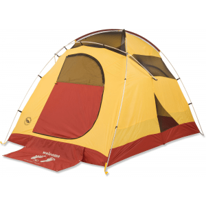 Big Agnes Big House 4 Tent Yellow/Red