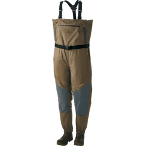 Cabela's Instinct Men's Accelerator Chest Waders with 4MOST DRY-Plus Stout - Dark Brown (13)