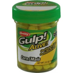 Berkley Gulp! Alive! Corn Micro Bait - Yellow