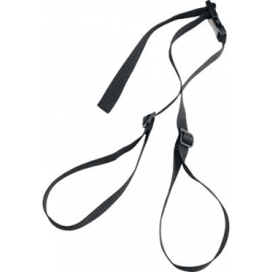 Cabela's Adjustable Web Wader Hanger - Black (ONE SIZE)