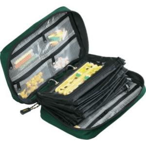 Cabela's T.U.B. Tackle Utility Binders - Clear (3600)