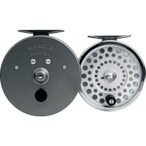 Hardy Marquis Fly Reel - Silver