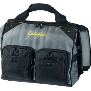 Cabela's VersaTuff Gatemouth Tackle Bag (3700)