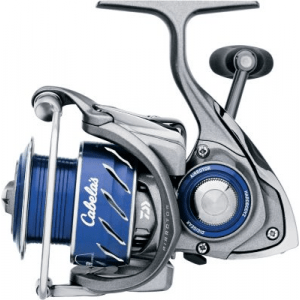 Cabela's Salt Striker Inshore Spinning Reel - Bronze